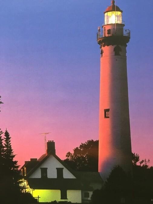 New Presque Isle Lighthouse - Presque Isle, MI.JPG