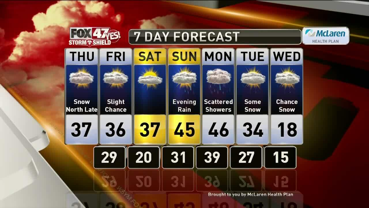 Brett's Forecast 12-4