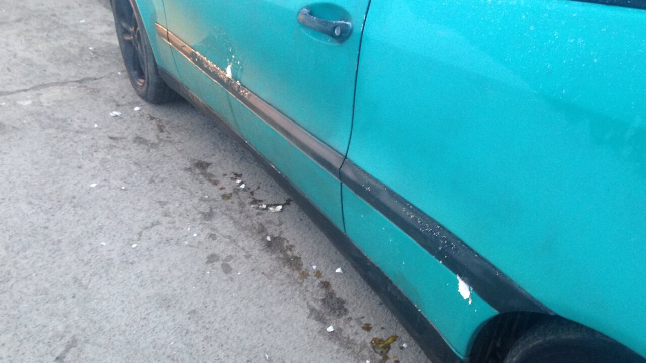 Wellington Police investigating the egging of at least 30 cars