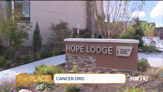 How Hope Lodge provides a place to stay and so much more