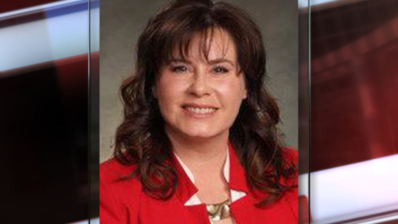 Rep. Lori Saine arrested with gun at DIA
