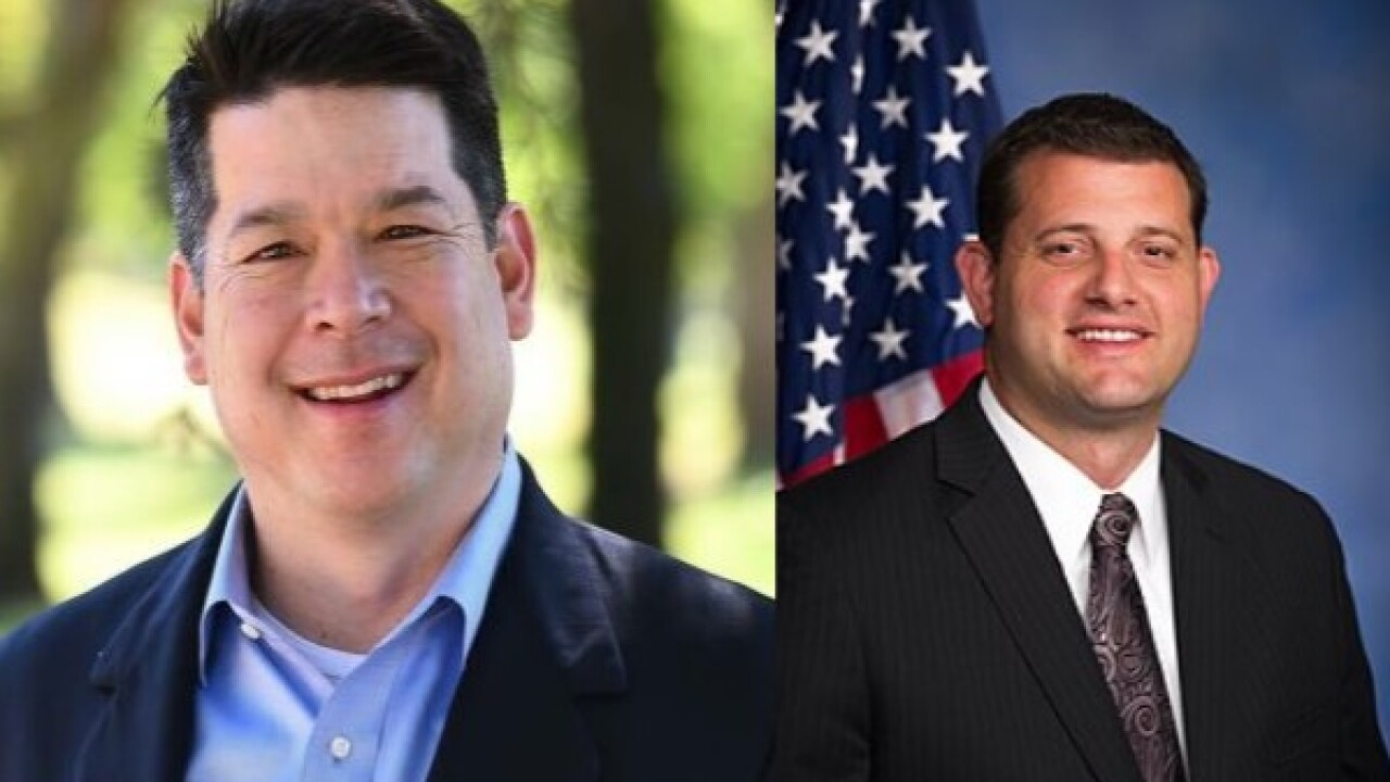 Cox takes bigger lead over Valadao