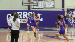 "Carroll College women's basketball has ""a lot to work on"" ahead of season opener"