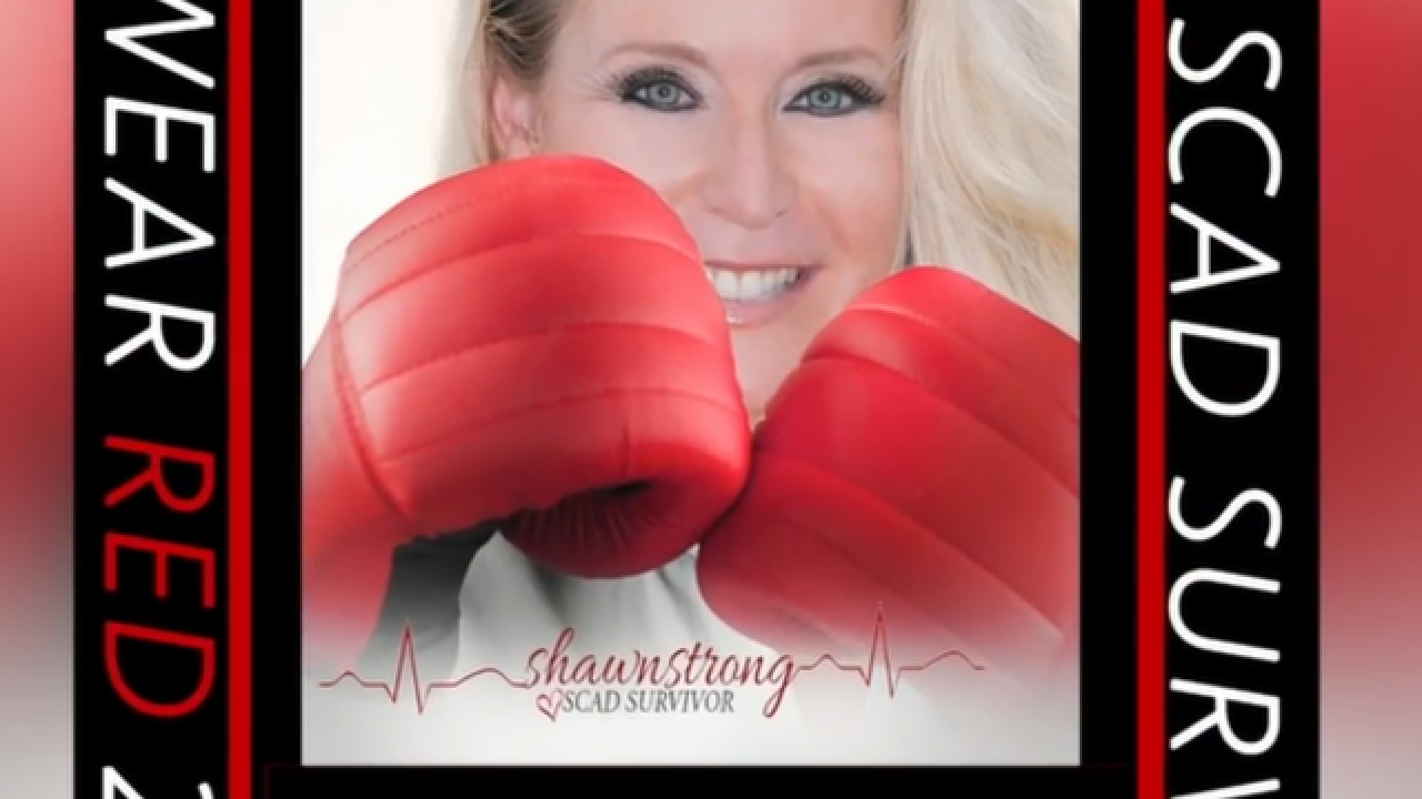 Boca woman raises awareness of rare heart condition that can affect healthy women