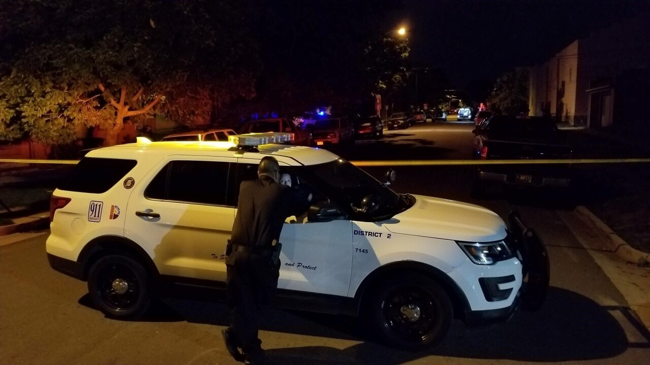 Officer-involved shooting in Denver's Five Point neighborhood