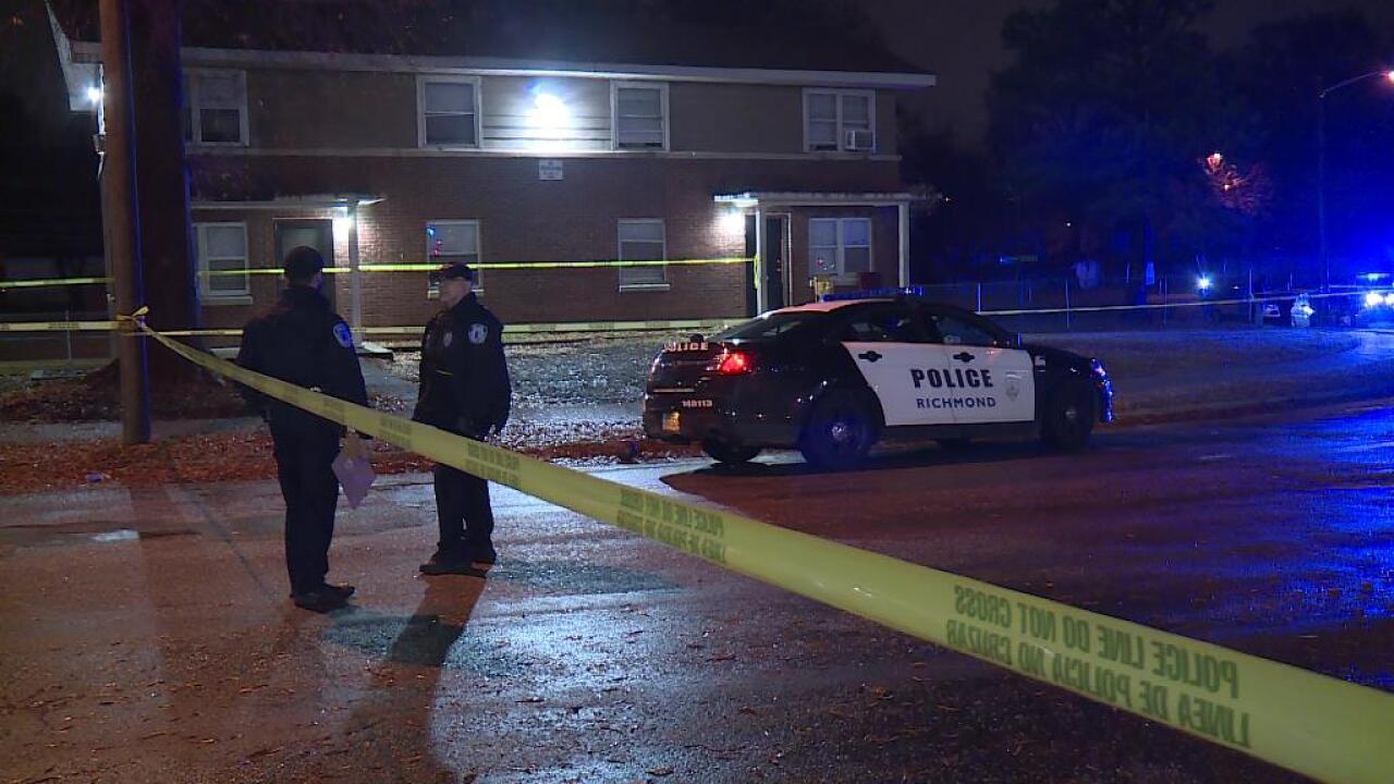 Teenager critically injured block from where man wasshot
