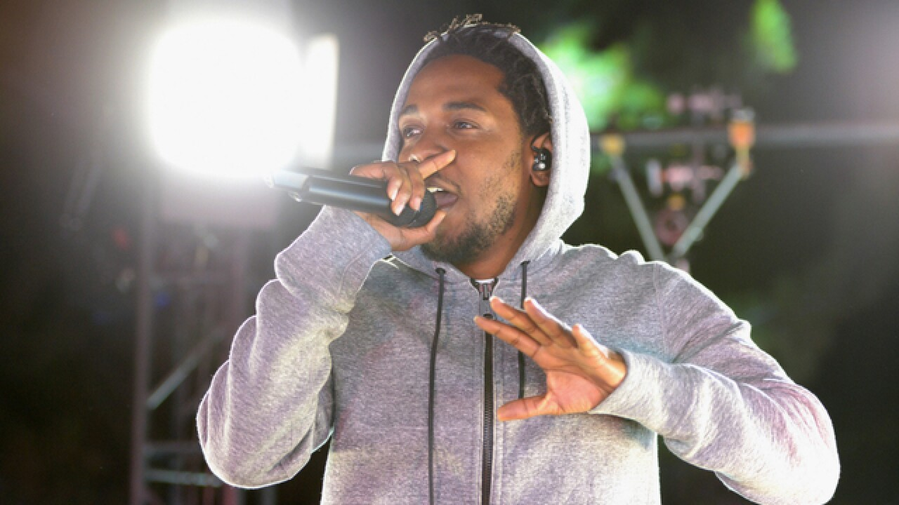 Grandoozy festival lineup announced: Kendrick Lamar, Stevie Wonder, Florence + The Machine and more