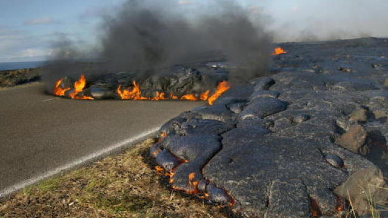 Hawaii's Kilauea eruption is disrupting island life with no end in sight