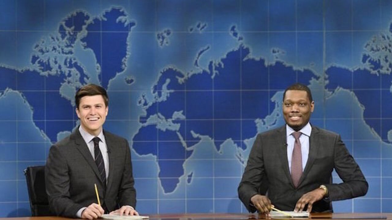 NBC to air 'SNL: Weekend Update' primetime specials this summer