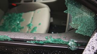 Car break-in crimes are up and investigators are concerned