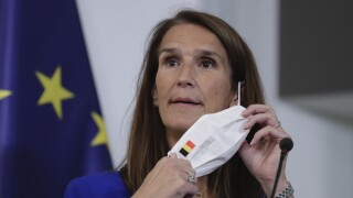 Former Belgian Prime Minister Sophie Wilmes in intensive care with COVID-19