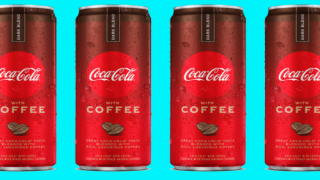 Coca-Cola With Coffee Is Finally Coming To The U.S.