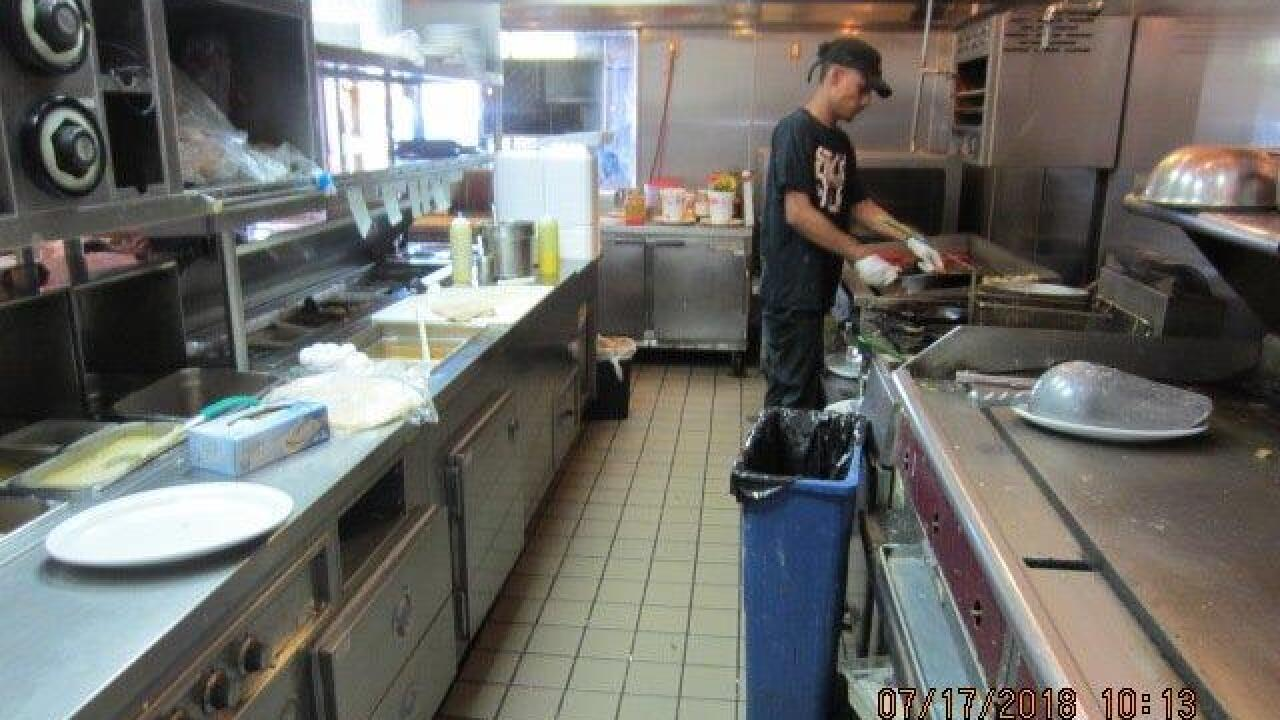 Stacks and Yolks on Dirty Dining for third time