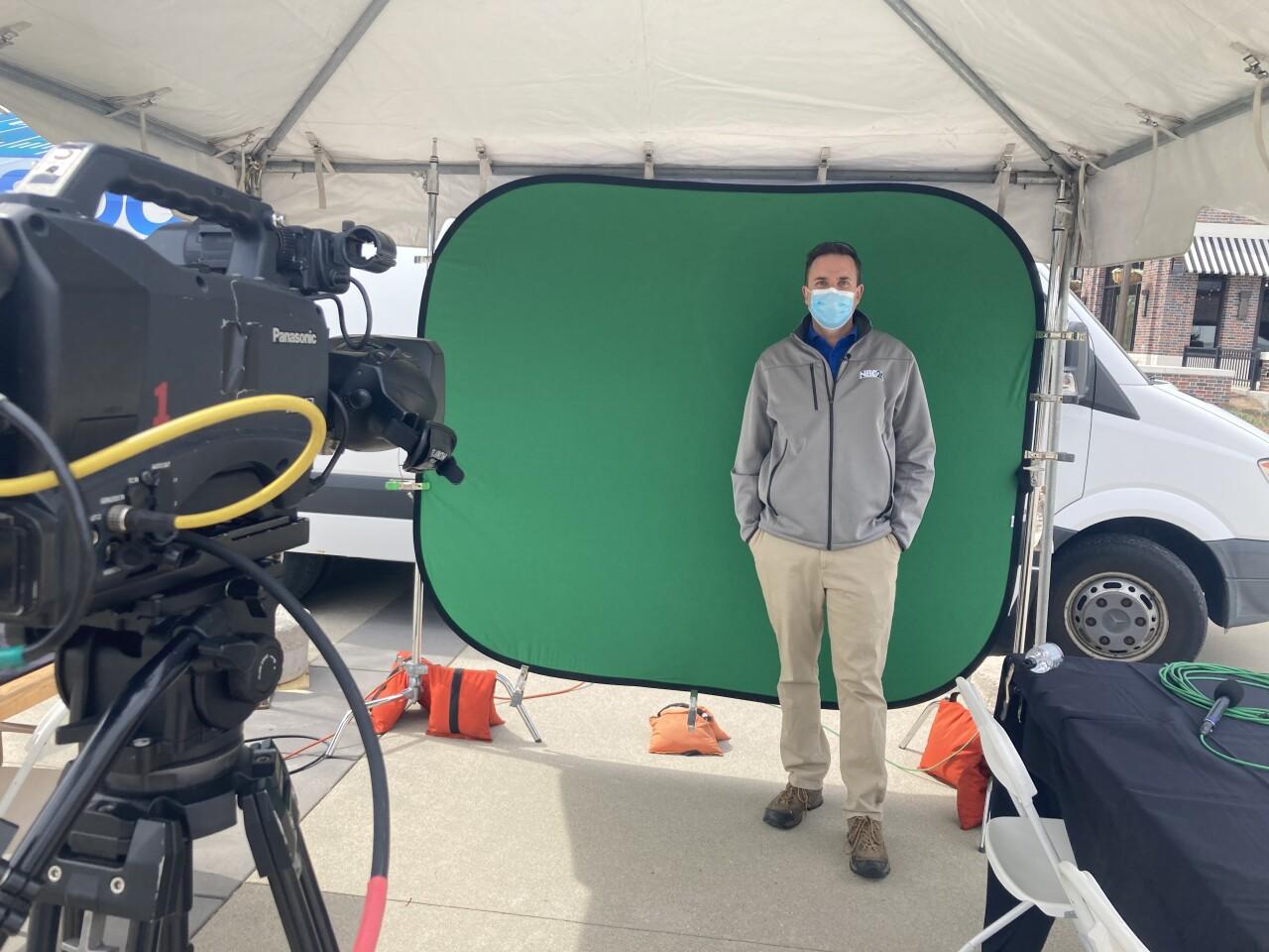 NBC 26's Chief Meteorologist Cameron Moreland