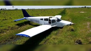 Small plane crash in Glades County on April 29, 2021