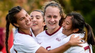 Soccer Advances to ACC Semifinal with 2-0 Win over Notre Dame