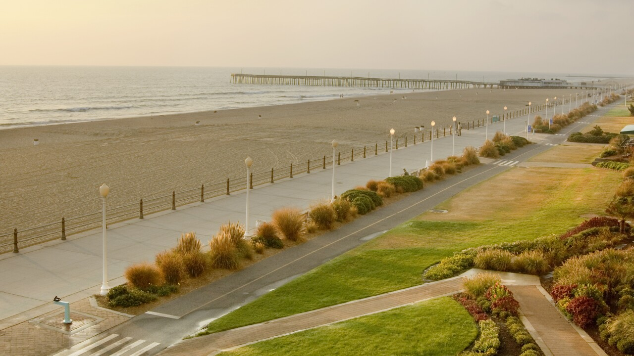 Virginia Beach ranks in America's 50 Best Cities to Live