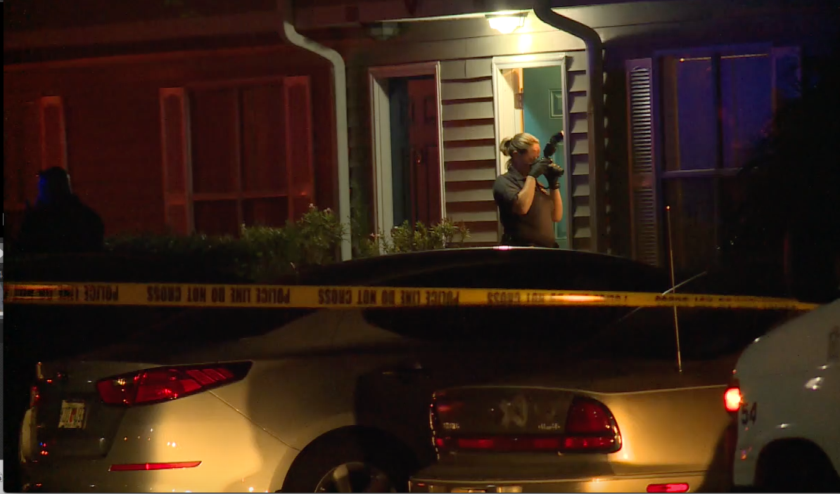 Two people were fatally shot in the early-morning hours of June 24, 2019, at the Waterleaf Townhomes Apartments.