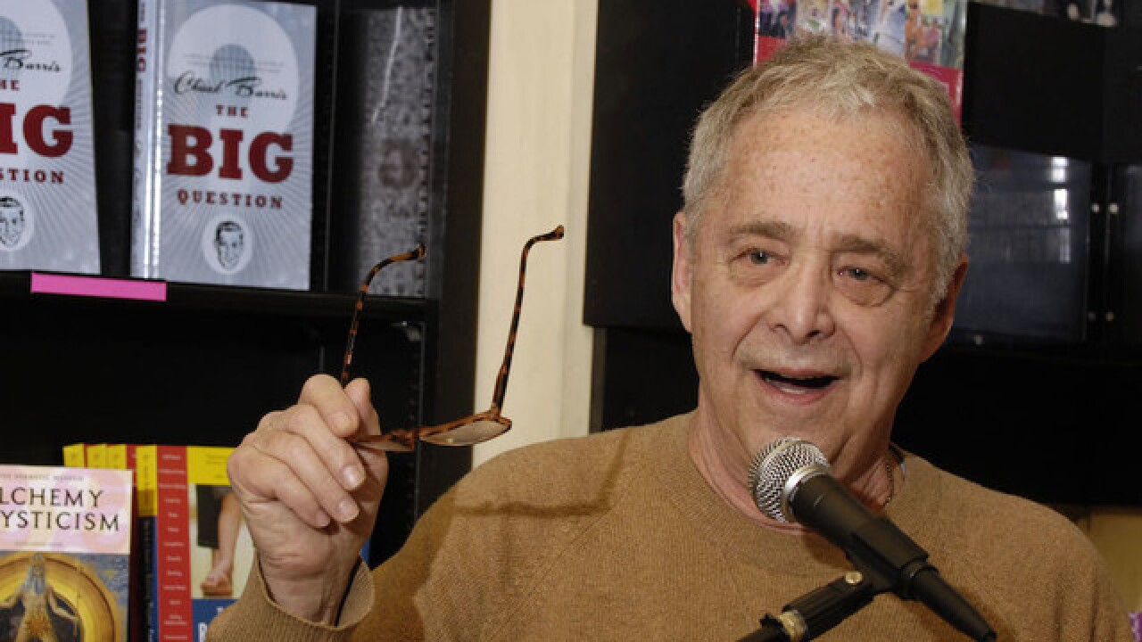 Chuck Barris, 'Gong Show' creator, host dies at 87