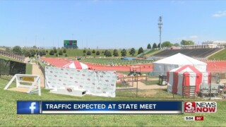 Nebraska State Track Meet: Weather, traffic, event information