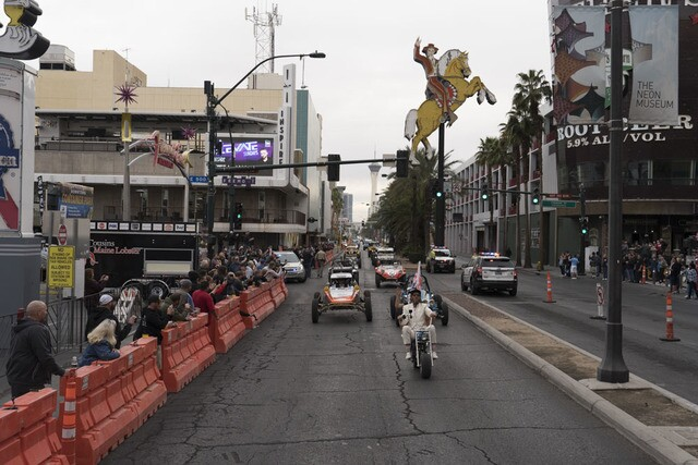 PHOTOS: Mint 400 roars into Las Vegas