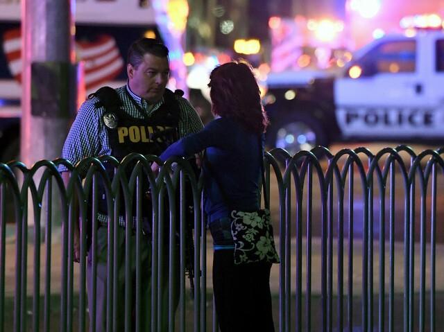 Photos: Las Vegas music festival mass shooting