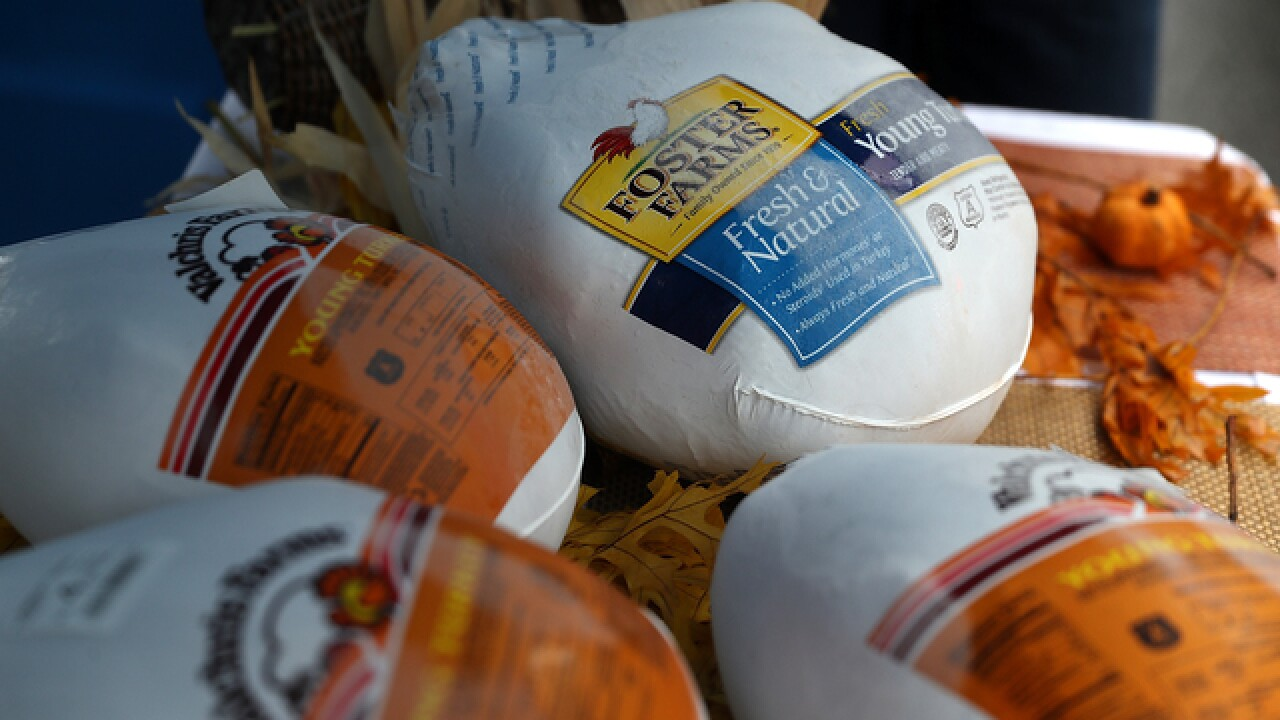 Denver Rescue Mission says it needs 7,000 more turkeys to reach goal