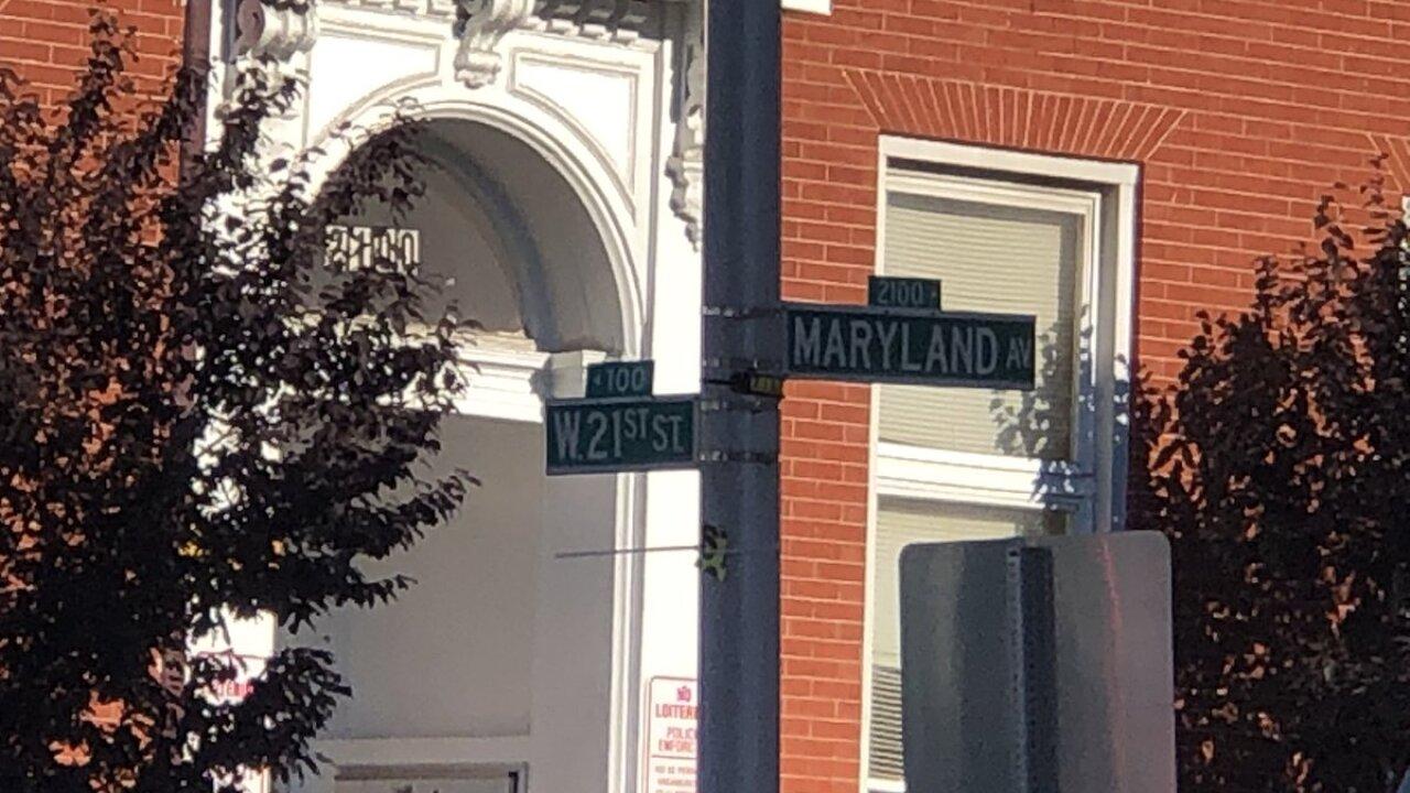 Maryland Ave officer shot 2.jpg