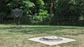 Frederick Douglass statue damaged, torn off pedestal in Rochester