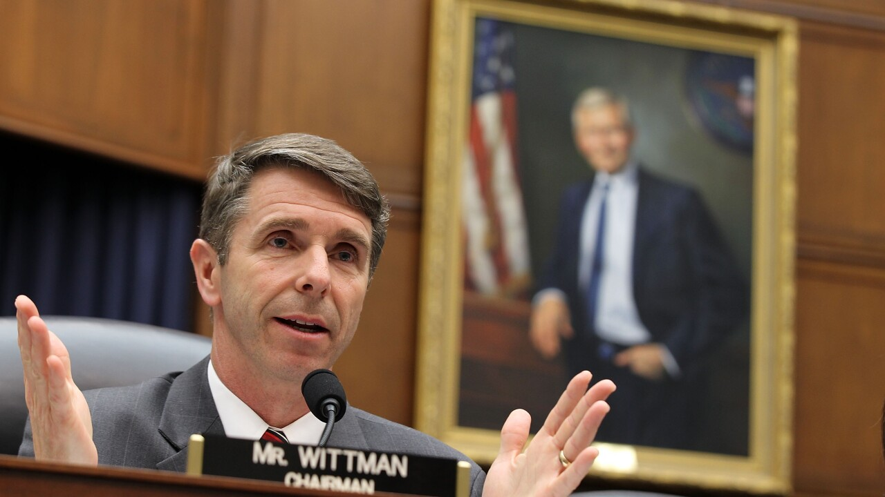 Rob Wittman wants to strengthen military, spur economic growth