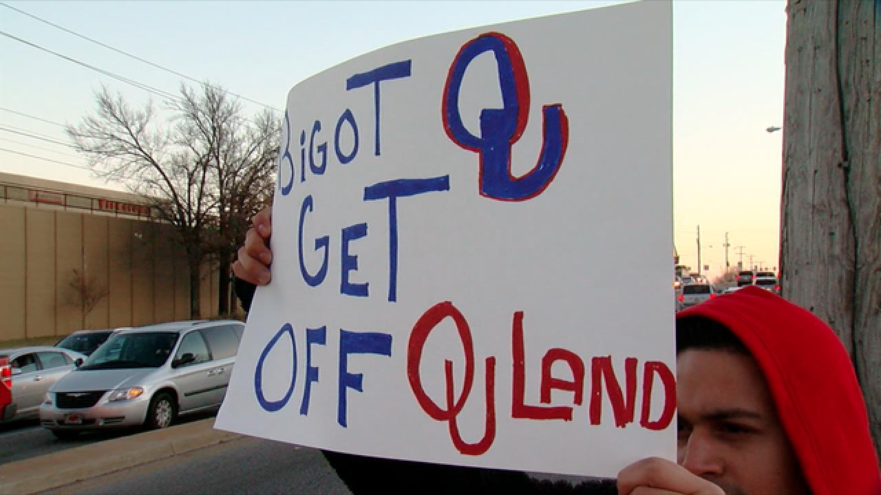 Tulsa groups call for OU regent to resign