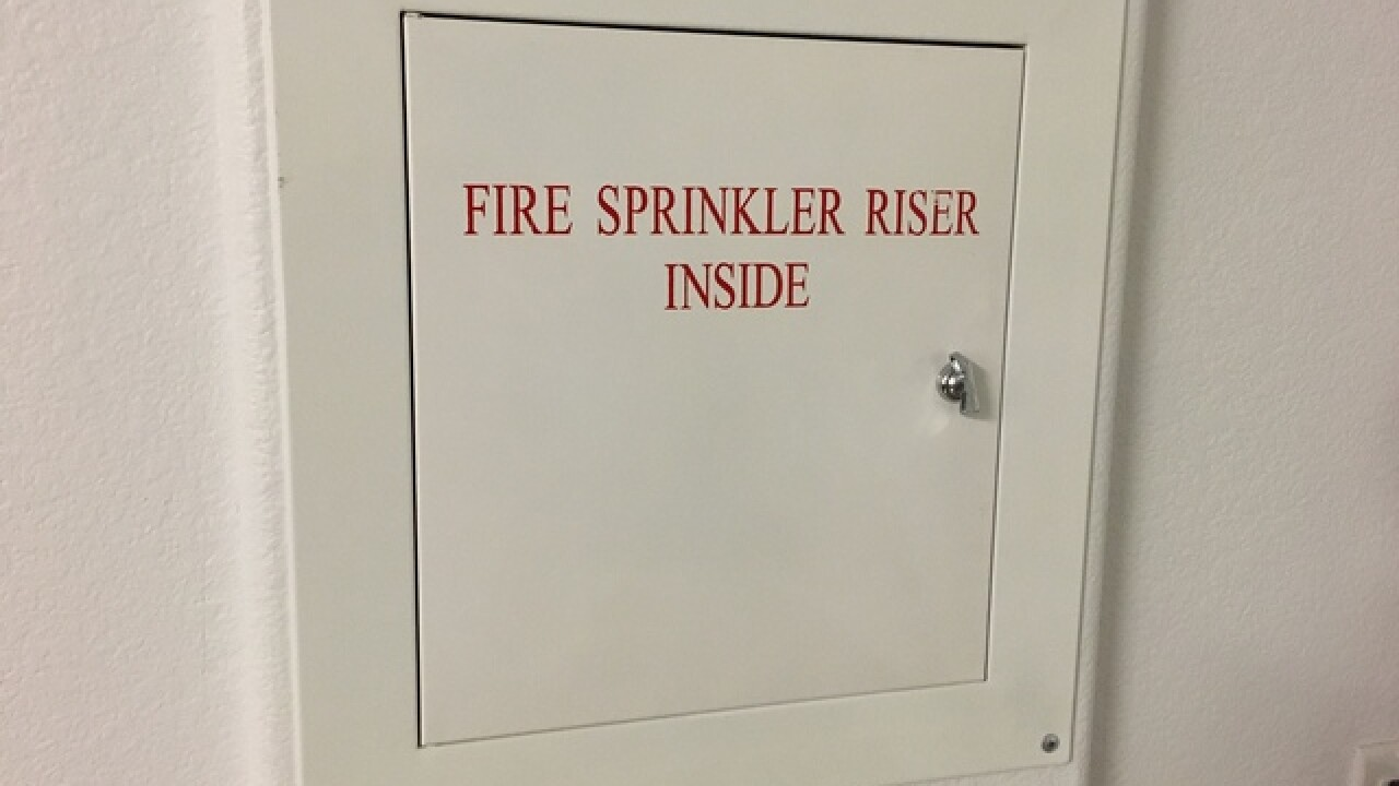 Fire sprinkler class action lawsuit intensifies