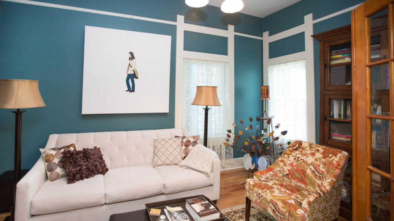 HOME TOUR: A renovated Fletcher Place Victorian