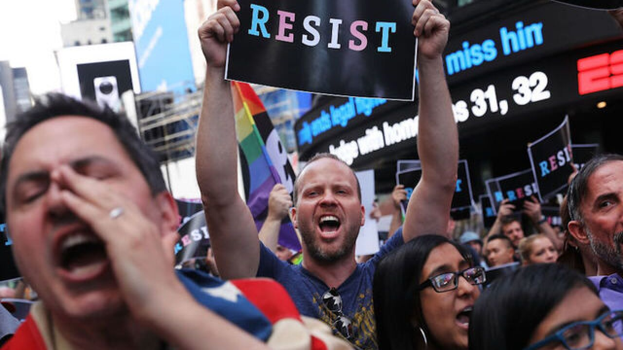 Human Rights Campaign to Trump admin: Don't roll back transgender protections