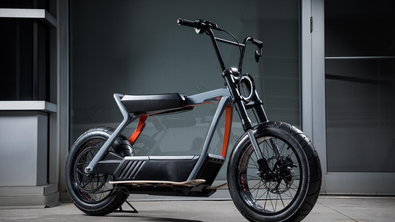 Harley-Davidson's evolving mission toward a greener future