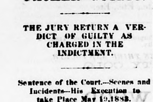 Alferd Packer guilty_first trial_Lake City Mining Register_1883-04-20.png