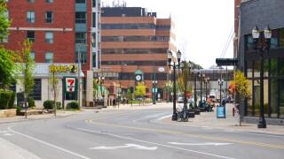 Albert Avenue in East Lansing