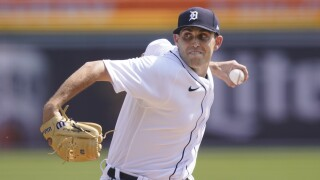 Matthew Boyd Twins Tigers Baseball