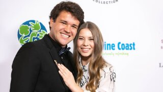 Bindi Irwin, daughter of the late Steve Irwin, gets engaged