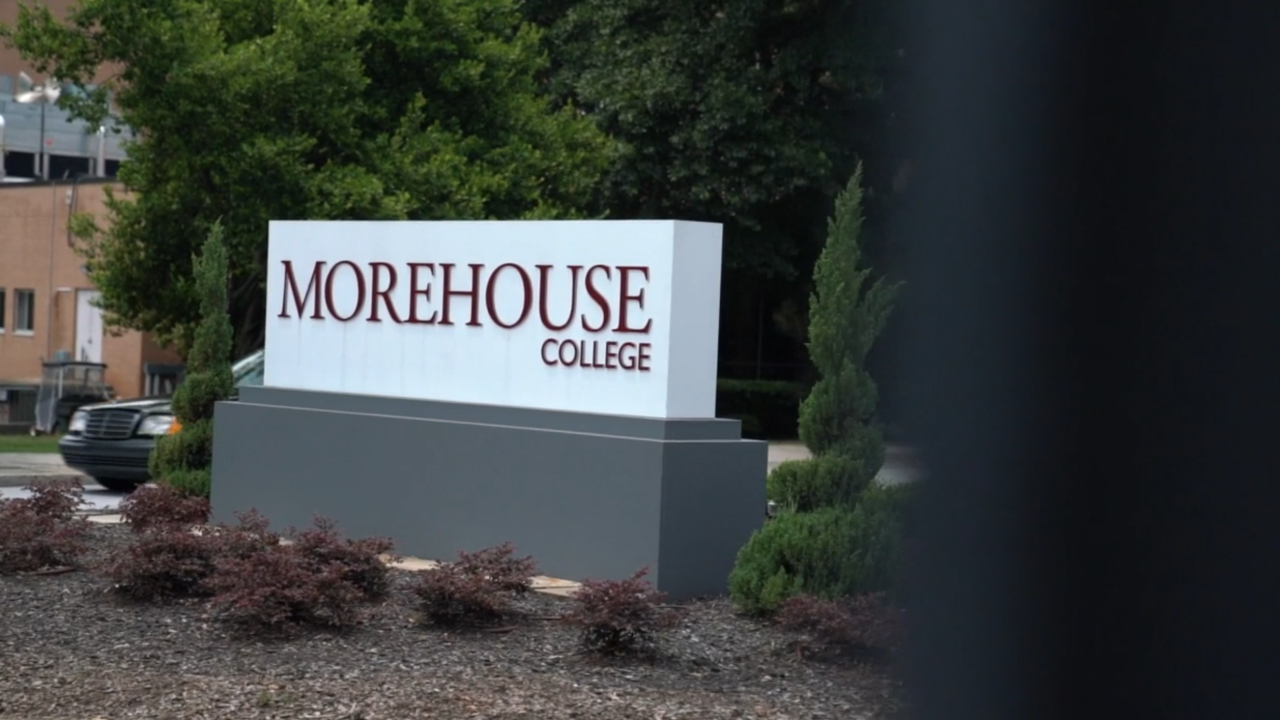 Morehouse College leading fight against COVID-19 in minority communities