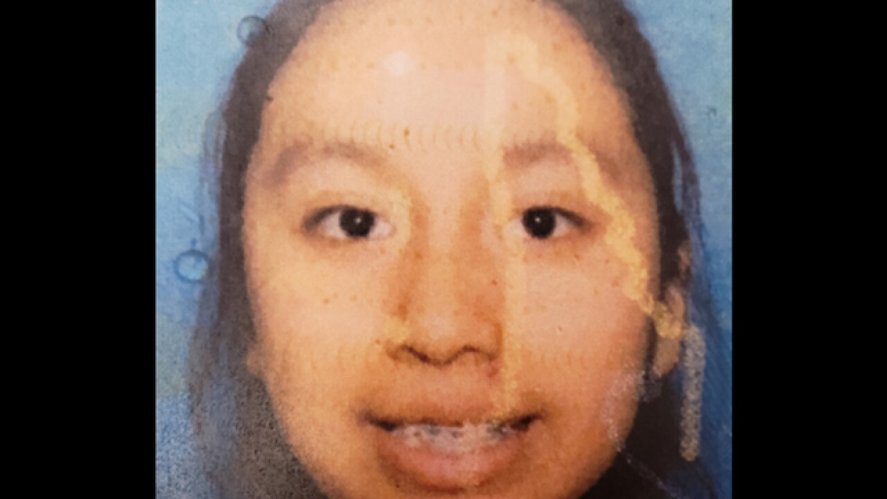 Amber Alert: 13-year-old abducted outside home