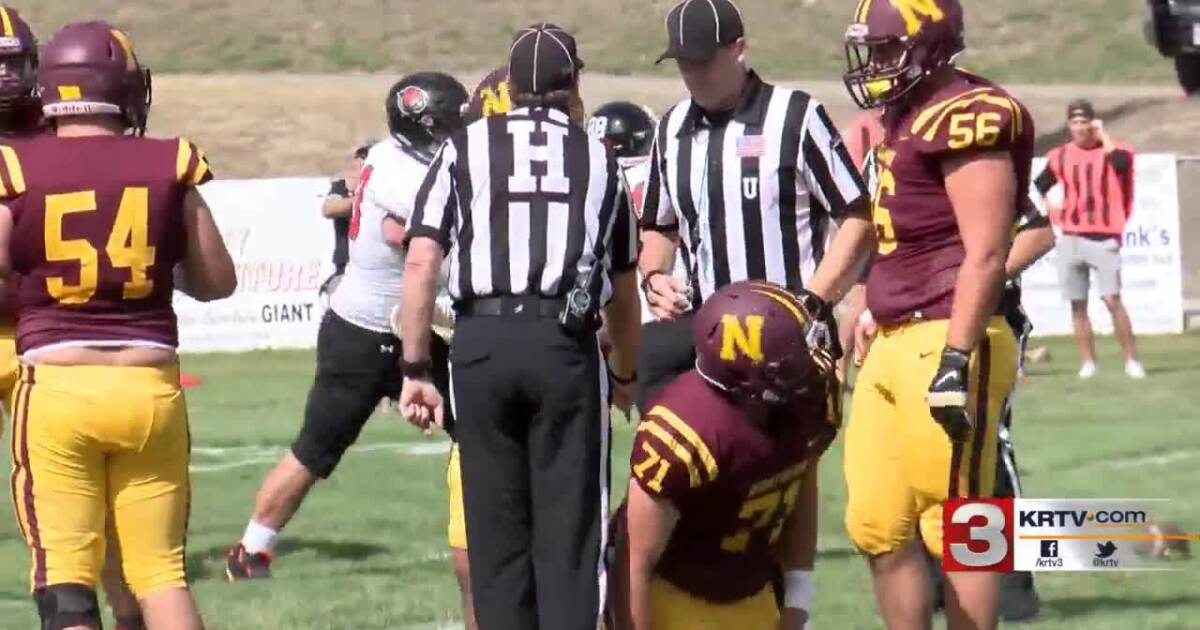Montana Western Takes Down Msu Northern In Lights Home