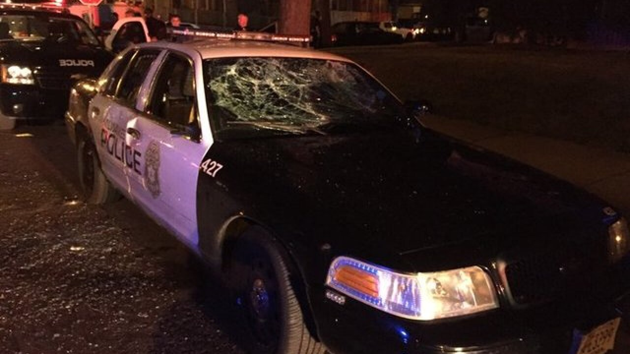 Unrest reported at scene of MKE Police shooting