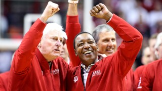 Return of the Hoosier: Bob Knight back at Indiana after 20 years