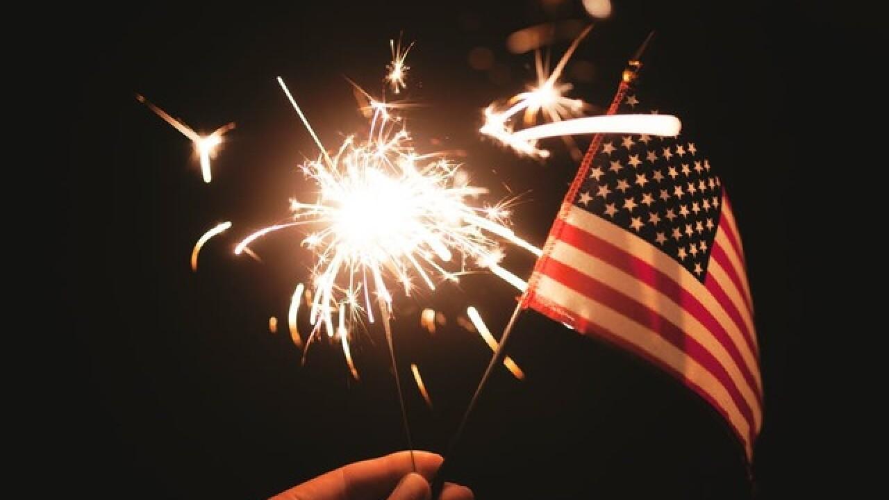 bakersfield fireworks show 2020