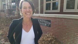 Jenny Eck receives Rotary Peace Fellowship
