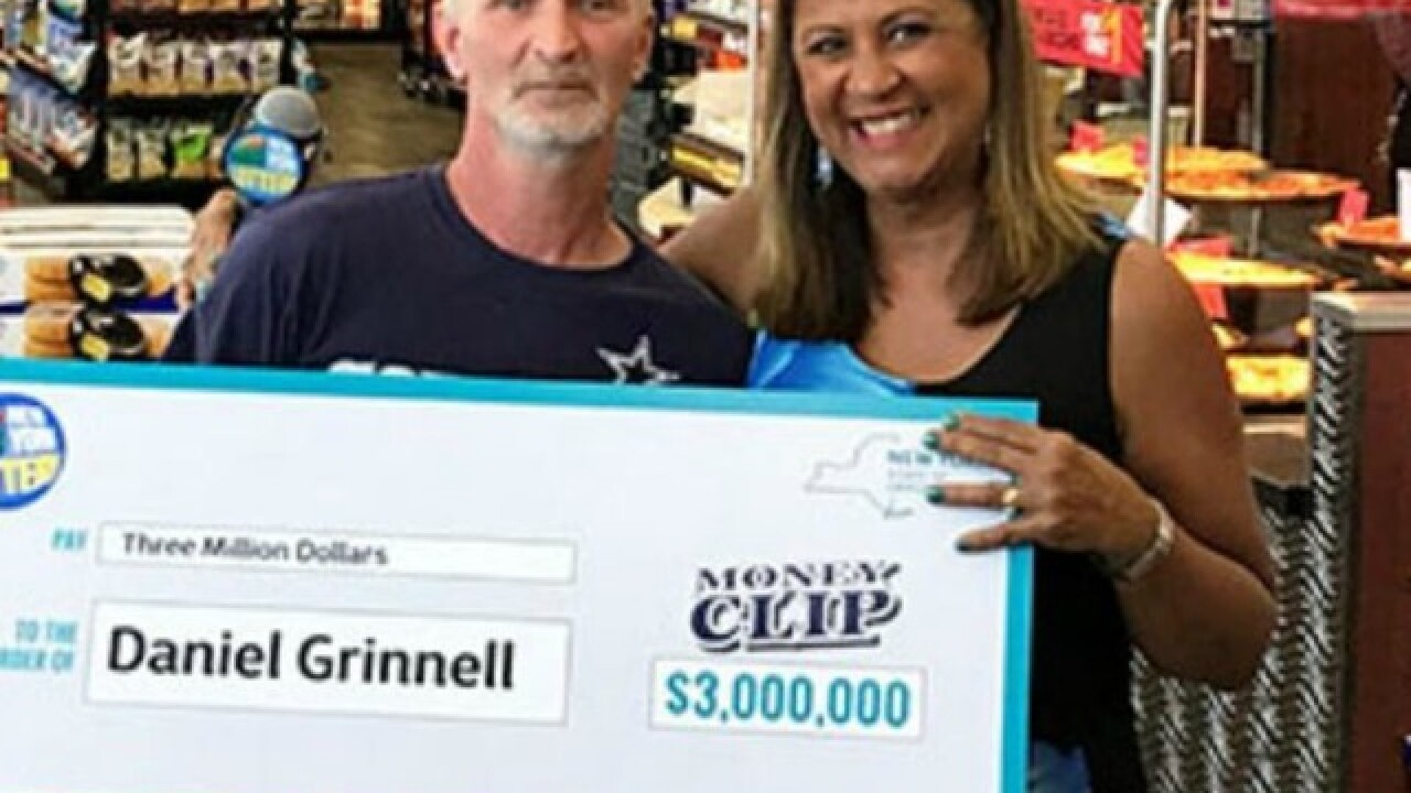 Broken ATM leads man to $3 million in lottery winnings