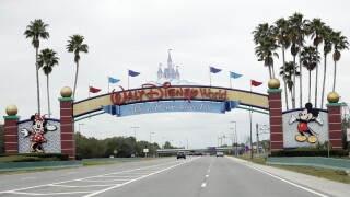 DISNEY-WORLD-DISNEY WORLD