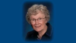 Catherine Mary Shea Menghini