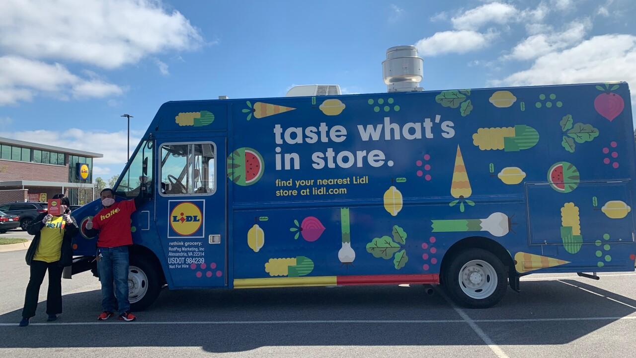 Lidl Food Truck.JPG